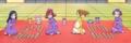 [ドキドキプリキュア][相田マナ][菱川六花][四葉ありす][剣崎真琴][髏々宮カルタ]
