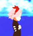[gif][NARUTOgif][NARUTO][春野サクラ][なびく]