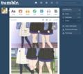 [pema][tumblr]20130517 Tumblrフォロワー数9,000記念