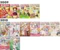 [manga][ひだまりスケッチ][蒼樹うめ][表紙][まんタイきららキャラ]2009-2010