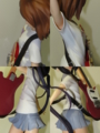 [figure][けいおん!figure][けいおん!][平沢唯][中野梓][figure胸][figure腋][袖口]