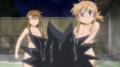 [にゃんこい!][にゃんこい!お風呂][おっぱい]水野楓、住吉加奈子