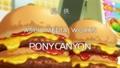 [はたらく魔王さま!][おっぱい][エンドカード・提供]佐々木千穂 ハンバーガー 無慈悲な提供