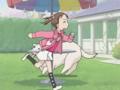 [gif][苺ましまろgif][苺ましまろ][くるくる]松岡美羽 犬
