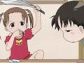 [gif][苺ましまろgif][苺ましまろ][ハリセン]松岡美羽