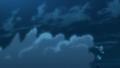 [gif][はたまgif][はたらく魔王さま!][パンチ][蹴り]12話 佐々木千穂(魔王)