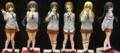 [figure][けいおん!][けいおん!figure][平沢唯][秋山澪][田井中律][琴吹紬][中野梓]