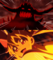 [gif][ドキプリgif][ドキドキプリキュア][プリキュア敵キャラ][相田マナ][集中線]キングジコチュー
