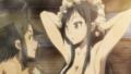 [ムシブギョー][ムシブギョーお風呂][腋][ムシブギョー腋][髪下ろし]火鉢、お園