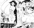 [manga][ムシブギョー][ムシブギョー原作][ムシブギョーお風呂]