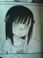 [manga][千と万][関谷あさみ][涙目]詩万ちゃん
