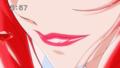 [gif][ドキプリgif][ドキドキプリキュア][キュアエース][くちびる]口紅