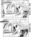 [manga][咲-saki-][咲-saki-資料][咲-saki-原作][小林立][天江衣][咲-saki-はいてない][比較]