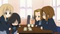 [gif][けいおん!gif][けいおん!][秋山澪][ちびキャラ][頭から煙]