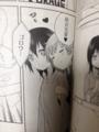 [manga][ゆるゆり原作][ゆるゆり][船見結衣][吉川ちなつ]
