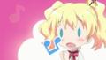 [gif][きんモザgif][きんいろモザイク][アリス・カータレット][音痴]音痴だけど歌うね