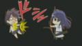 [gif][咲-saki-gif][咲-saki-][弘世菫][二条泉][松実宥][ちびキャラ][咲-saki-技・能力][避ける]
