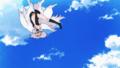 [gif][ウィッチCWgif][ウィッチクラフトワー][倉石たんぽぽ][ぱんつ]白パンツたんぽぽちゃん