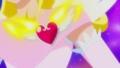 [ドキドキプリキュア][腋][プリキュア腋][相田マナ]パルテノンモードキュアハート腋画像
