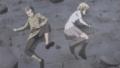 [進撃の巨人][進撃の巨人30話][クリスタ][クリスタふともも][コニー役得]