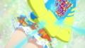 [プリパラ][虹色にの][ふともも][ミニスカ]