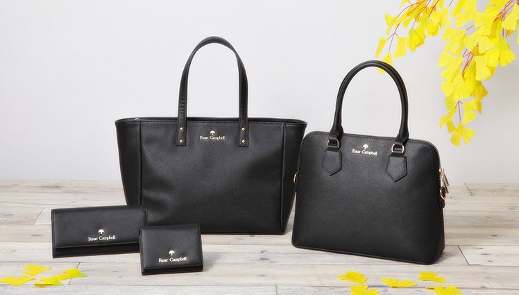 [名探偵コナン]フサエブランドのバッグと財布