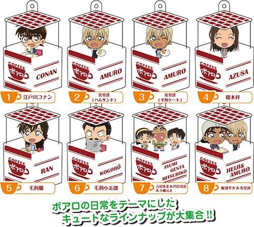 名探偵コナン キャラ箱Vol.7 ポアロの日常コレクション