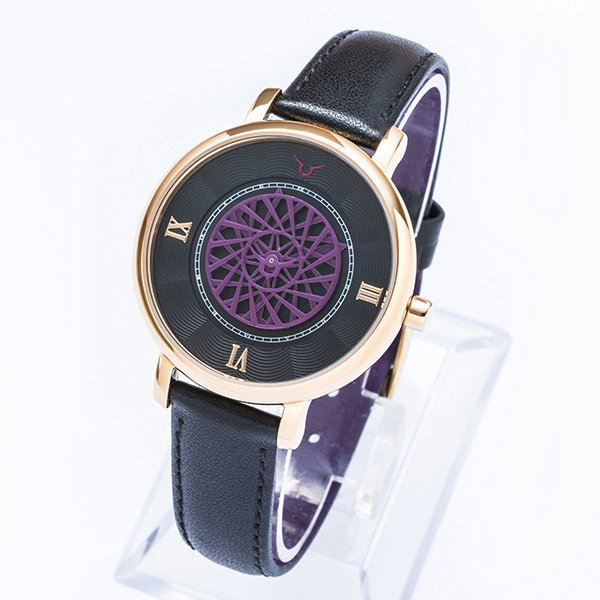 アニメ「コードギアス」ゼロをモチーフにした腕時計 登場