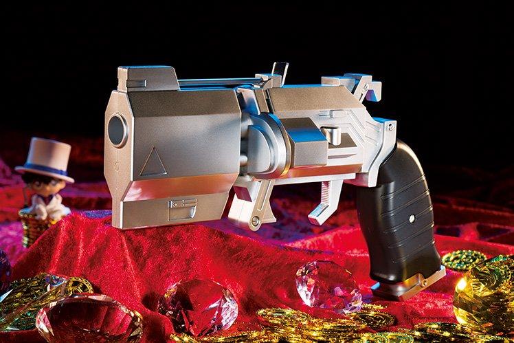 [名探偵コナン]応募者全員サービスPremium 「怪盗キッドの100VOICEトランプ銃」画像