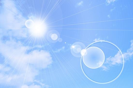青空のイメージ写真