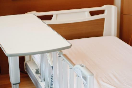 介護用ベッドの写真