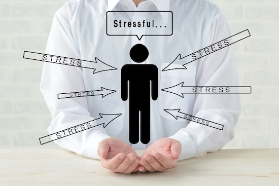 ストレスのイメージ写真
