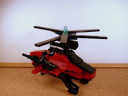 偵察用ヘリ 003