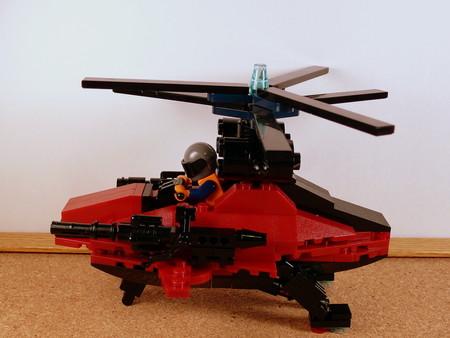 偵察用ヘリ 002