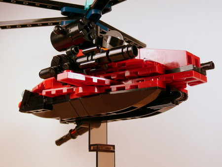 偵察用ヘリ 014