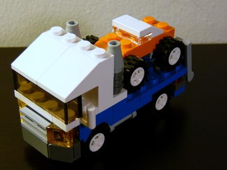 4838 Mini Vehicles 007