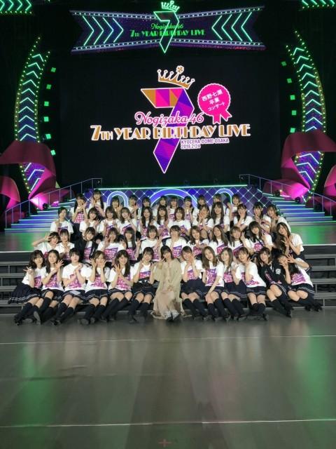 46 バースデー ライブ 乃木坂