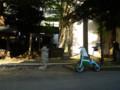 氷川神社@板橋本町