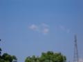 [雲][空][天気]