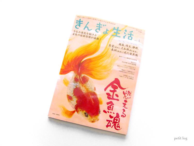 きんぎょ生活 no.4