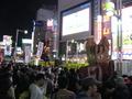 新宿 自由と生存のメーデー2008 プレカリアートは増殖/連結する