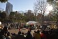 [芝居]新宿 中央公園 さすらい姉妹