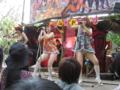 [音楽]中野駅北口広場 デリシャ●カーニバル とびだせ!人間