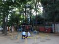 [散策]三軒茶屋 太子堂八幡神社 水族館劇場