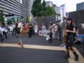 [デモ]新宿