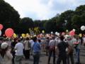 [デモ]新宿 東京大行進