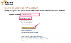 Amazon Web Services Sign In-3