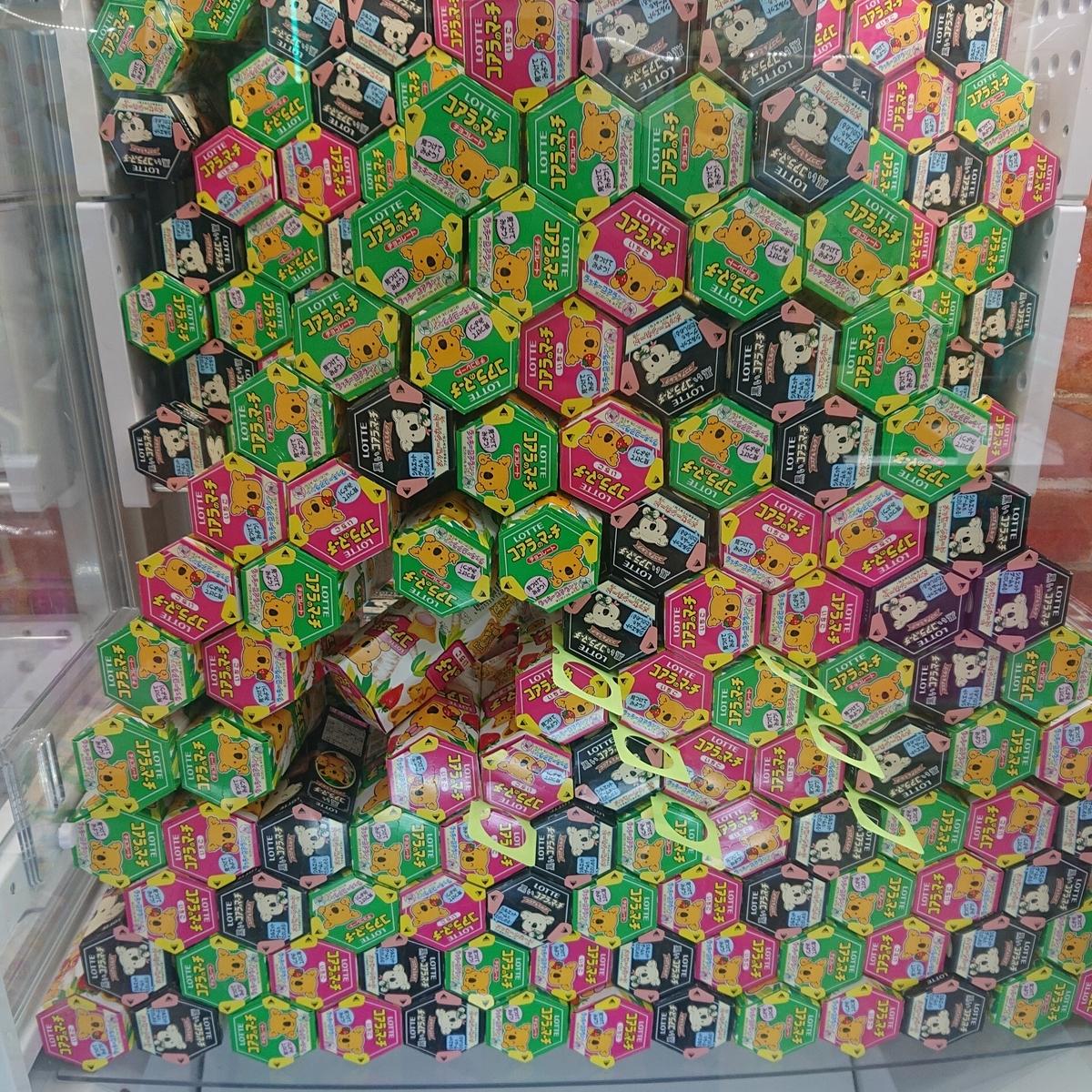 namcoコースカベイサイドストアーズ店 クレナ2K コアラのマーチ 5