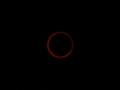 [eclipse]金環日蝕