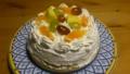 [food] クリスマスケーキ